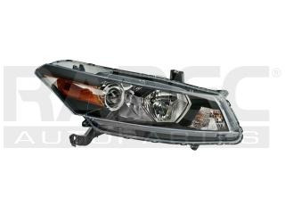faro honda accord 2011-2012 2 p