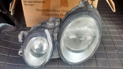 faro izquierdo mercedes benz clk usado