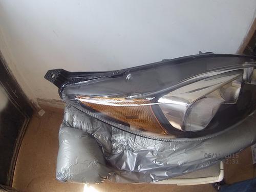 faro izquierdo o derecho fiesta titanium 2014+ ford