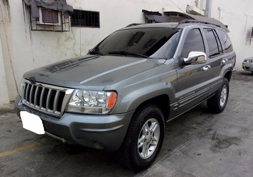 faro jeep grand cherokee 1999 2005 limited lado piloto depo