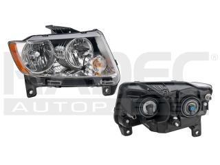 faro jeep grand cherokee 2010-2011-2012