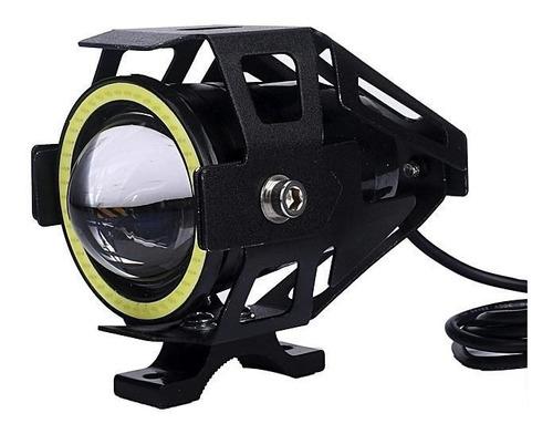 faro lampara spot led u7 para motos carros vehiculos lancha
