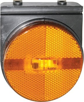 faro lateral led camion bivolt con soporte  (1270/2)