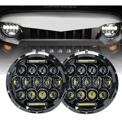 faro led 7 pulgadas 150w c10 toyota machito wrangler jeep cj