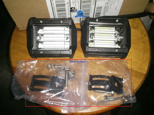 faro led cree 162w watts 10d tri-row (precio por 1 unidad)