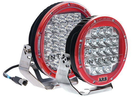 faro led spot intensity 32 led arb expansion o profundidad