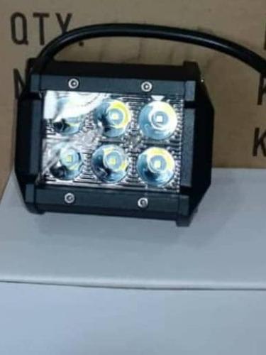 faro luces led 6 led 4  cree marca xtreme led