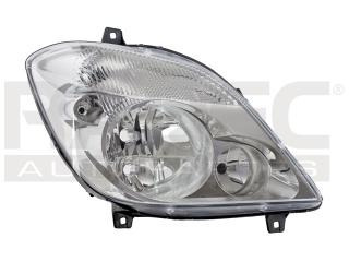 faro mercedes benz sprinter 2005-2006-2007-2008