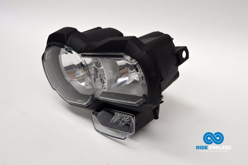 faro para bmw r1200gs/adv 13+lc foco normal  (no es de led)