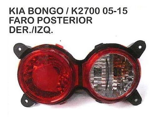 faro posterior kia bongo / k2700 2005 - 2015