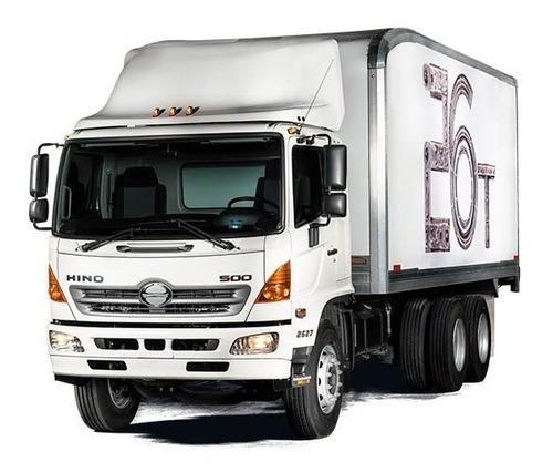faro posterior led hino fc/gh/fg/fm 2003 - 2017 camion