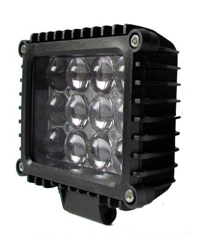faro proyector 36w con lupa luz angular 30º bajo consumo