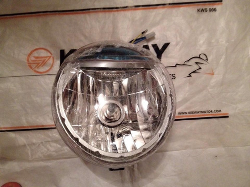 faro speed 200 modelo nuevo empire keeway