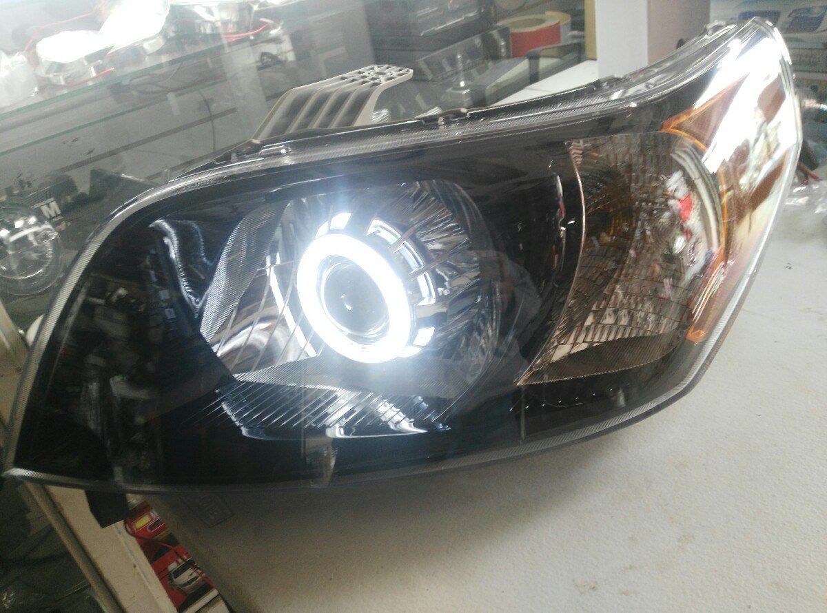 Bmw color changing angel eyes-8648