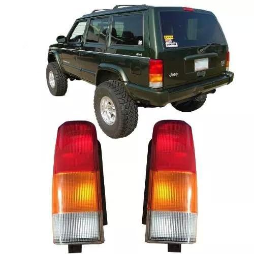 faro trasero jeep cherokee 97/01 izquierdo