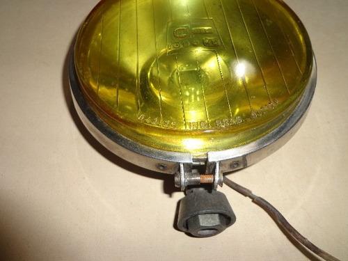 farol auxiliar cibie amarelo v.w.