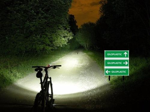 farol bike bicicleta t6 foco ajustável alta luminosidade