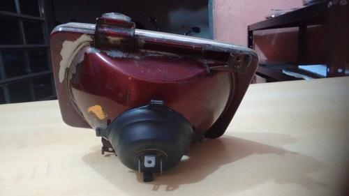 farol bloco optico  xt600z 88/89 - original usado