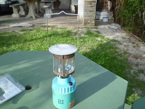 farol de gas butano encendido electronico