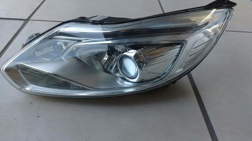 farol ford focus titanium 2014 lado esquerdo com xenon