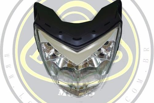 farol globo optico dafra next 250 300 original sym 30107-g40a-000 com nota