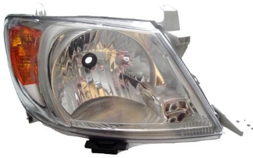 farol hilux srv 05 06 07 08pick up pisca ambar