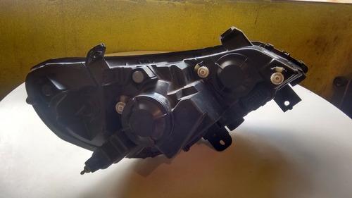 farol jac6 2012/2014 usado fumê original esquerdo sedan