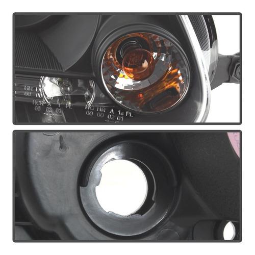 farol led projetor volkswagen jetta 2005 a 2010 cromado