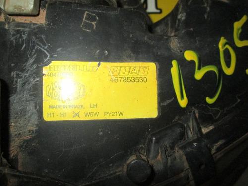 farol marea / brava 1998 lado esquerdo c/ detalhe - 13059