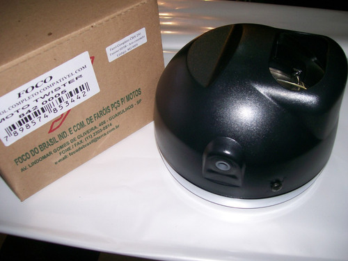 farol modelo original honda cbx 250 twister