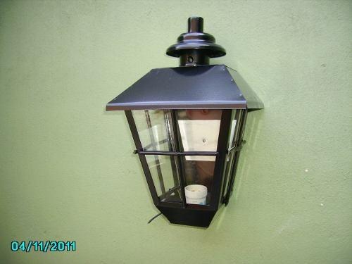 farol para exterior iluminacion, spot y luces de jardin