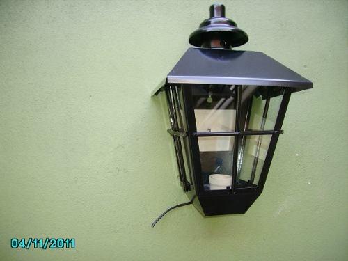 Farol solar para jardines y exteriores luz solar victsing - Farol solar para jardin ...