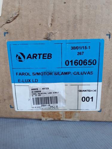 farol vectra sedan elegance 06/09 original arteb direito