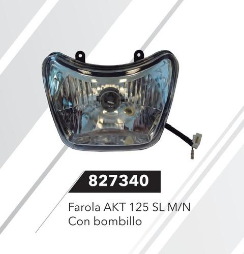 farola akt 125 sl m/n (pregunte disponibilidad)