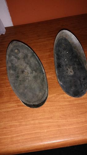 faroles fusca 54 oval hella originales