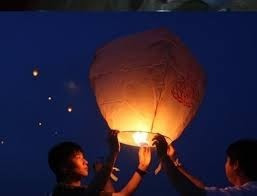 faroles o globos del deseo para bodas y otros eventos