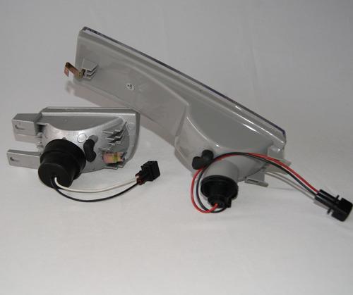 faros auxiliares anti niebla golf y jetta a3 soportan xenon