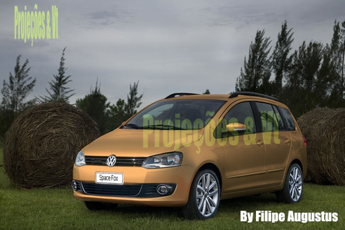 faros carellos antinieblas volkswagen space fox 2011-2013 vw