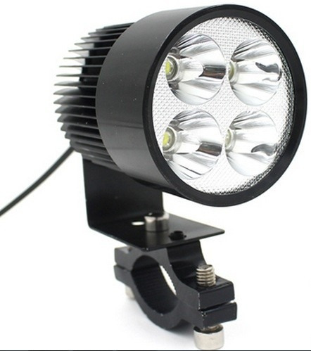 faros cree 4 led exploradoras klr vstrom bmw (par) base