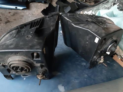 faros delanteros oscuros de ford mustang 2007