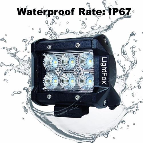 faros led 4x4  promo oferta totalmente resistente al agua !!