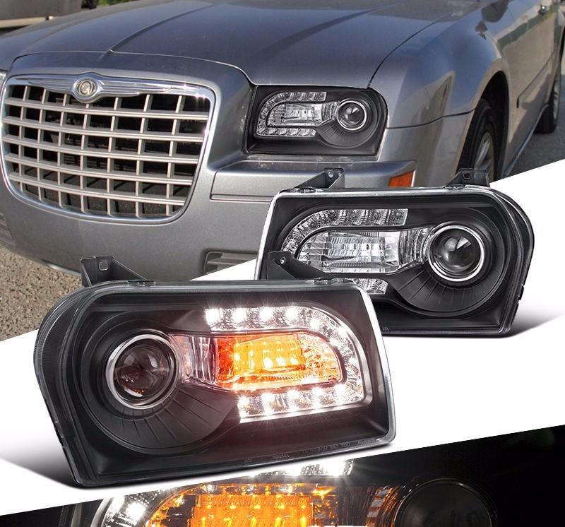 2006 Chrysler 300 Touring 4dr Sedan For Sale Photos: Faros Led Chrysler 300c 2005-2010