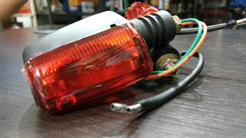 faros luces cruce moto ax100 mini p a r