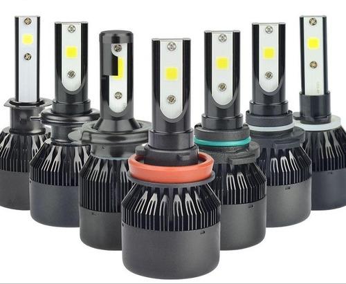 faros luces led h1 h3 h4 h7 h11 h13 9005 9006 5202 880