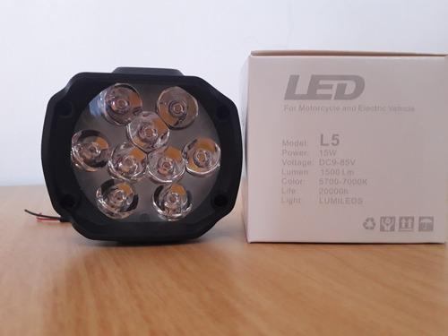 faros, luces led para adaptar a todo tipo vehiculo , ammark