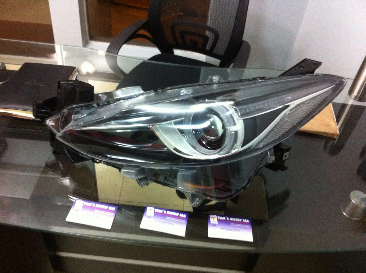 Faros Mazda 3 2014 2015 Desde S 550 00 En Mercado Libre