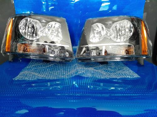 faros tahoe 2007 2012 130 vrds cada uno