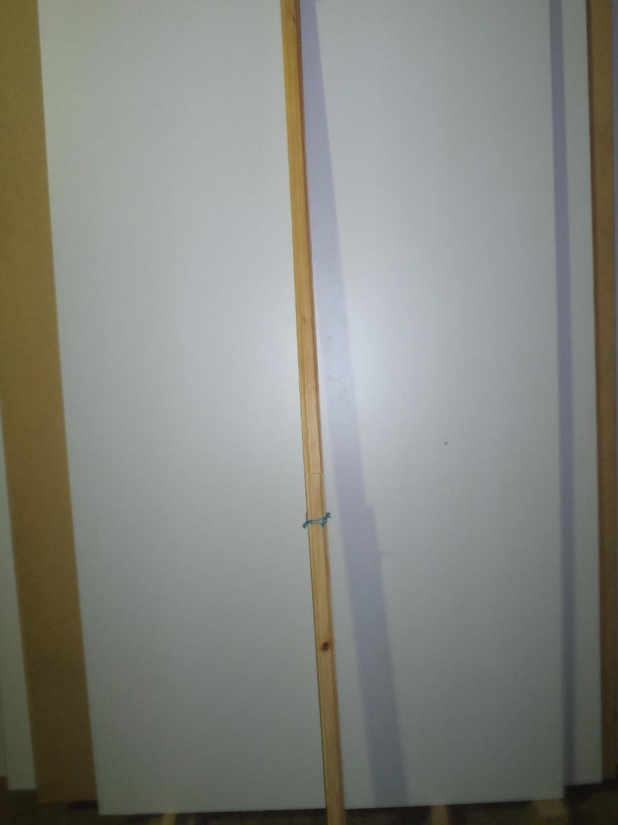 farquillas en madera de pino para marcos de puertas