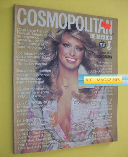 farrah fawcett angeles de charlie revista cosmopolitan 1977