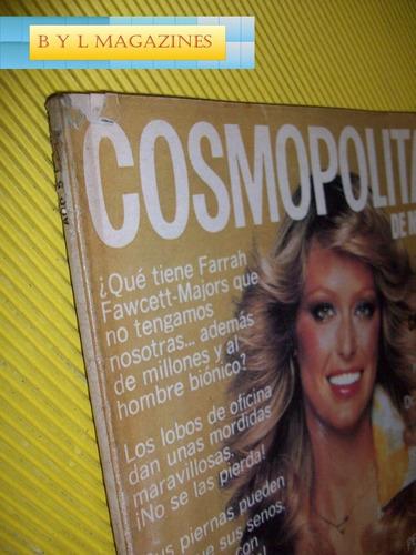 farrah fawcett angeles de charlie revista cosmopolitan 1977*